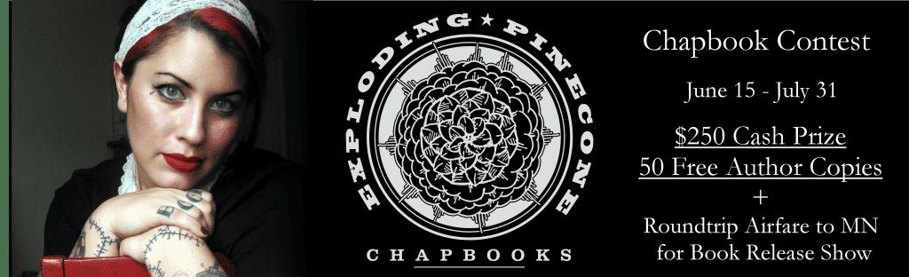 E.P. Chapbooks 2013