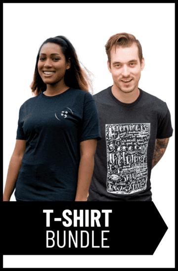T-Shirt Combo Deal
