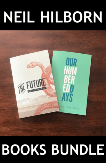 Neil Hilborn Books Bundle