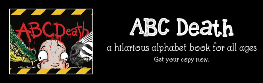 ABC Death now available for order!