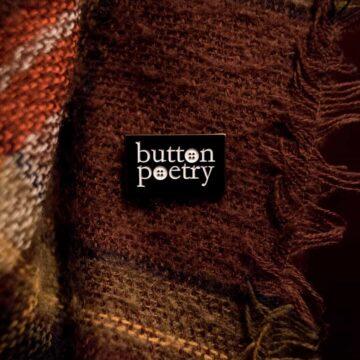 Button Poetry Enamel Pin