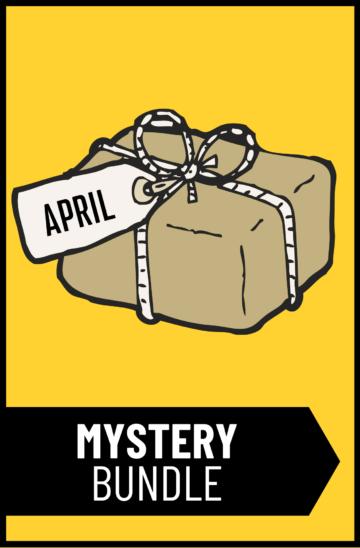 April Mystery Bundle