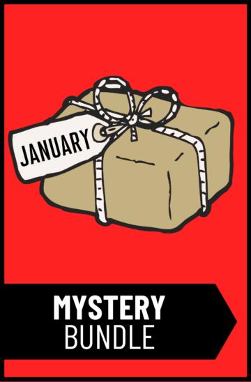 January Mystery Bundle