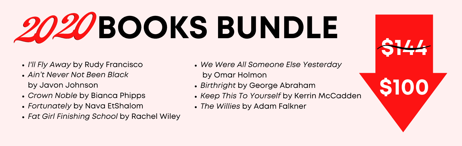 2020 Books Bundle
