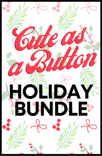 Cute as a Button Bundle