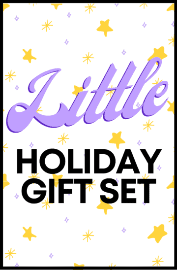 Little Holiday Gift Set