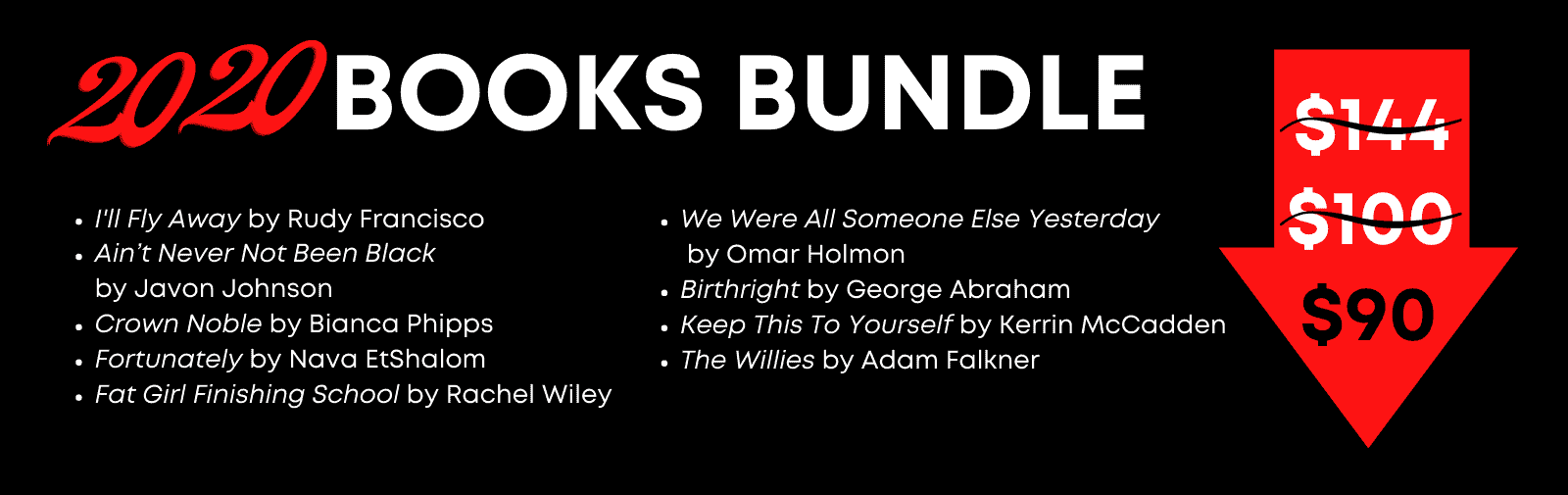 2020 Books Bundle