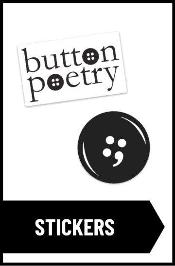 Button Poetry Stickers