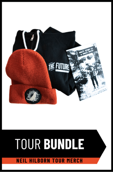 Neil Hilborn Tour Bundle