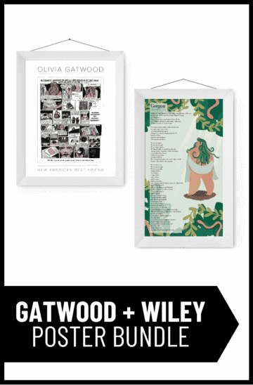 Gatwood + Wiley Poster Bundle